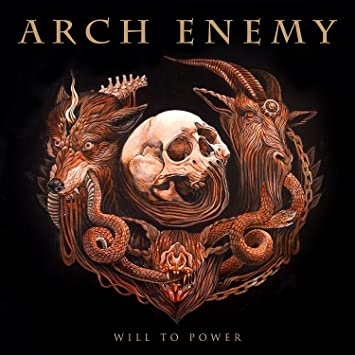 Arch Enemy Will To Power Amazon Com Music