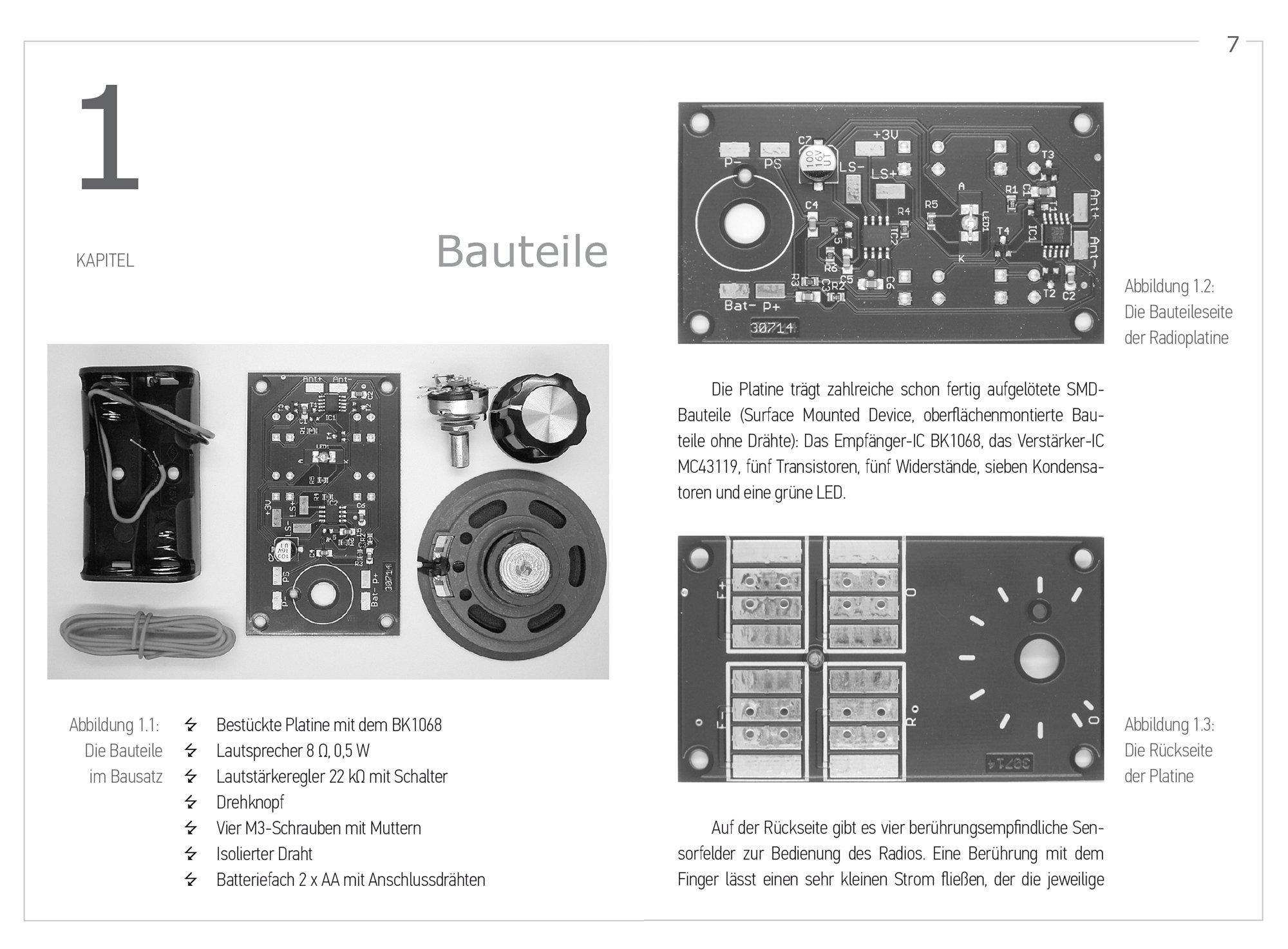 Franzis Build Your Own FM Radio Kit & Manual: Franzis Verlag GmBH ...