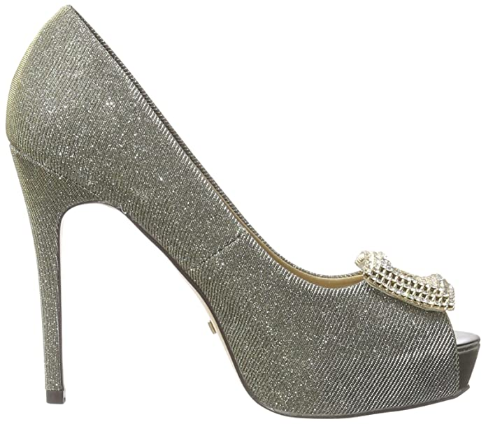 Womens Rk 1211-84-a Glitter Closed Toe Heels Buffalo