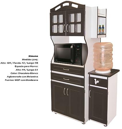 Mueble para Cocina Modelo Ximena  Amazon.com.mx  Hogar y Cocina 5bbdd4685ebd