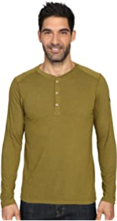 3e0acceb11c4 The North Face Mens Long Sleeve Copperwood Henley at Amazon Men's ...