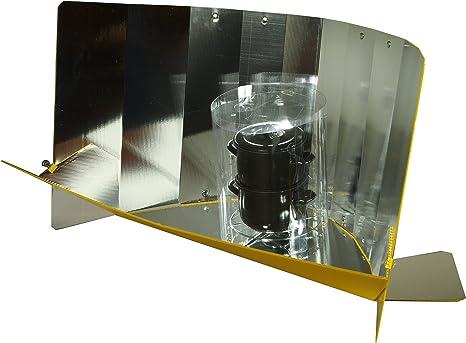 lightoven – El ligero y Transportable Cocina Solar Plus ...
