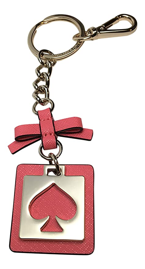 Amazon com: Kate Spade New York Cut Out Spade Key Fob Tile