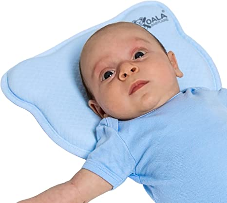 Amazon.co.uk: flat head pillow
