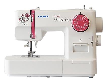 JUKI hzl-29z máquina de Coser mecánico Metal Blanco 36 x 15, 5 x