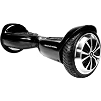 Swagtron Swagboard Classic Entry Level Hoverboard for Kids and Young Adults; Optional Learning Mode; Patented Battery Protection