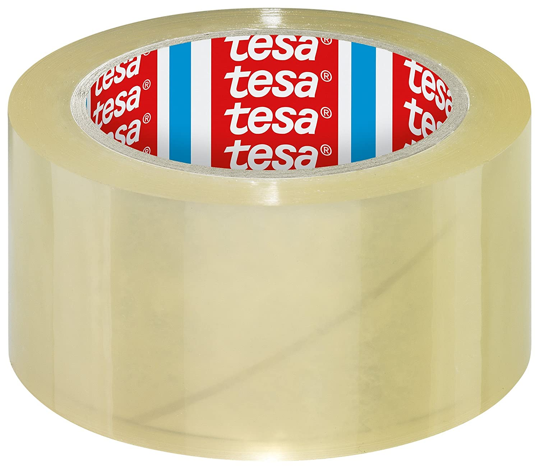 Tesa 4195 PP Packband (66m:50mm) transparent 04195-00000-04