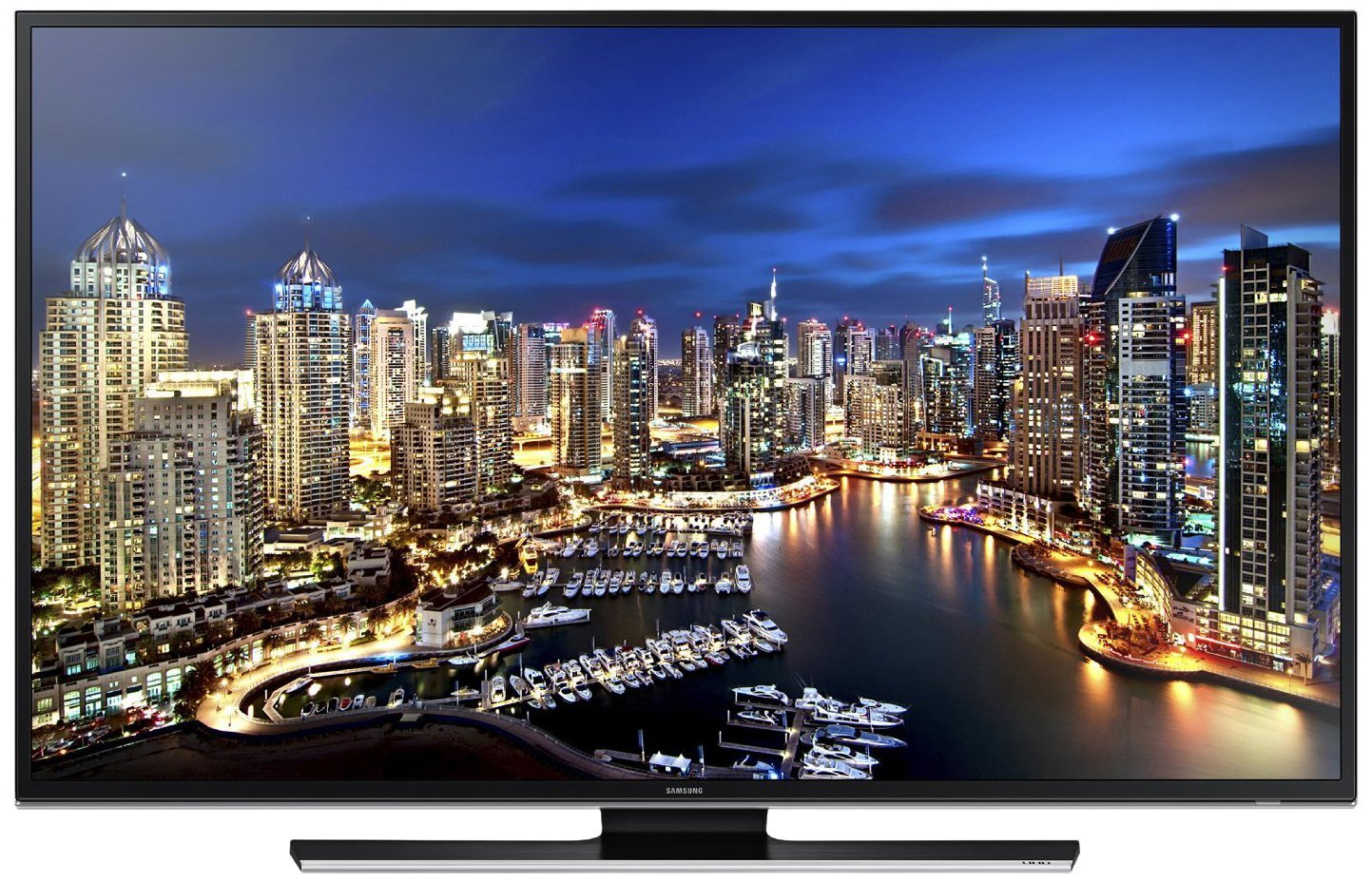 Samsung UN50HU6900F 50-Inch 4K Ultra HD 120Hz Smart LED TV (Refurbished)