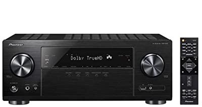Pioneer Dolby Atmos-Ready Audio & Video Component Receiver Black