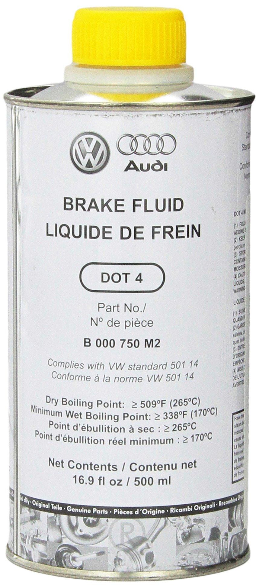 Audi Genuine (B000750M2) Brake Fluid