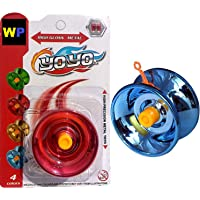 Craft Expertise High Speed Glossy Metal YoYo Spinner Toy for Kids