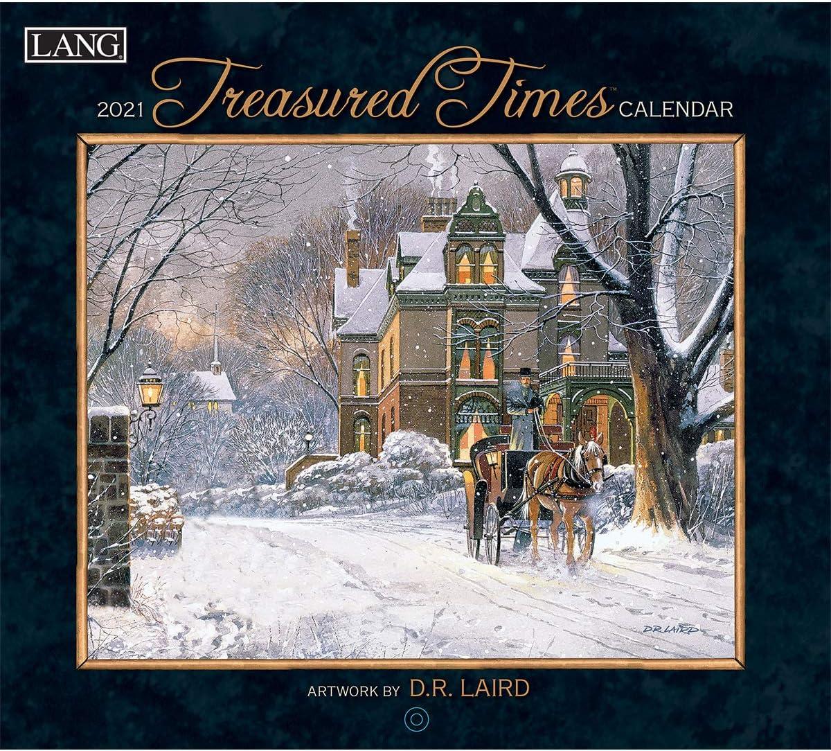 Lang Calendar 2021 Amazon.: LANG Treasured Times 2021 Wall Calendar (21991001882