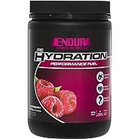 Endura Rehydration Performance Fuel, Raspberry, 800 Grams