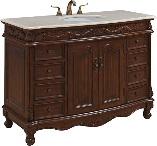 Elegant Decor VF-1040 Single Bathroom Vanity Set