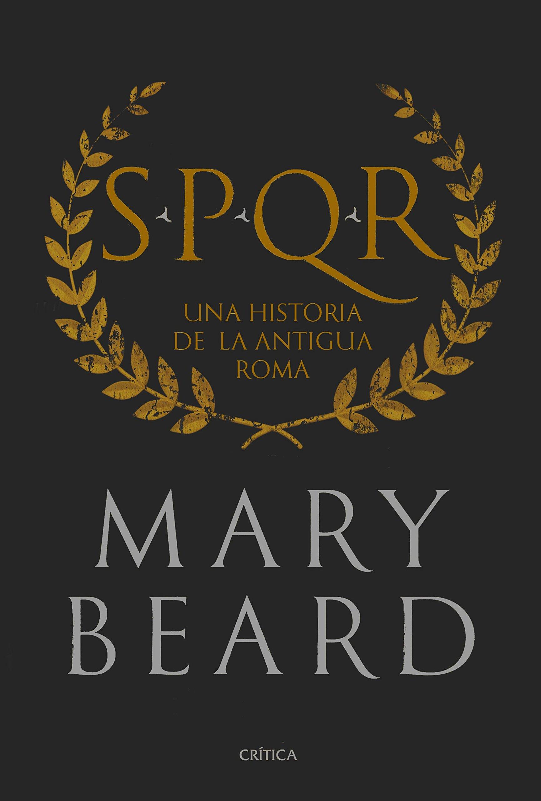 SPQR Edición de lujo: Una historia de la antigua Roma Serie Mayor ...