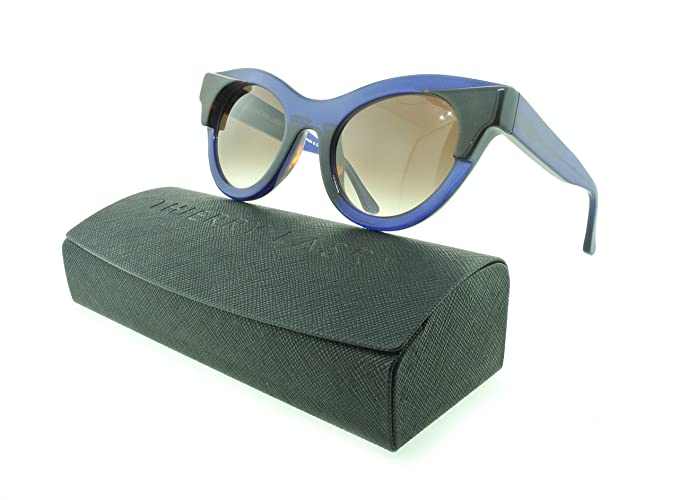 Thierry Lasry Nymphomany Cat-eye Sunglasses Composite Frames (Purple,  Gradient Grey) a5d46fc38f40