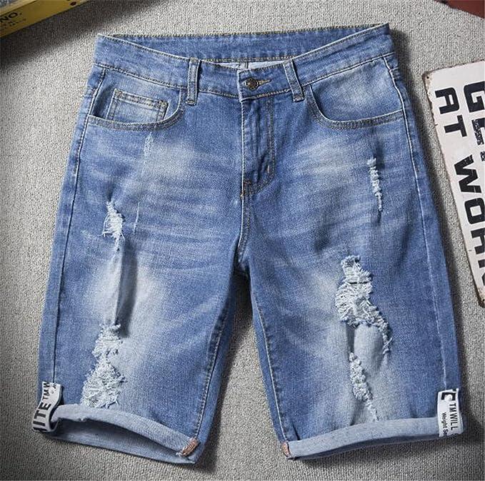 Amazon.com: Henraly Cuffs K1815 Pantalones cortos para ...