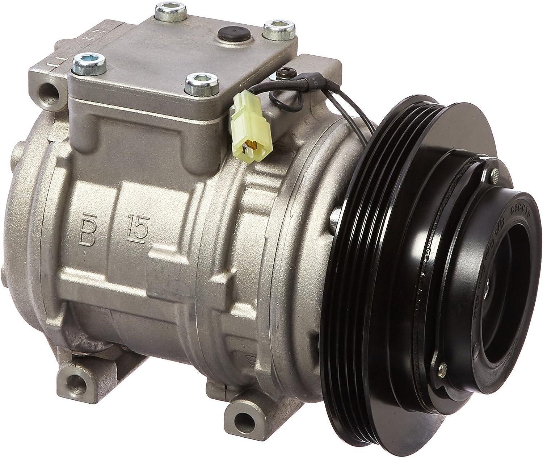 New A//C Compressor Fits 91-95 TOYOTA PICKUP 6511536 Global Parts Distributors