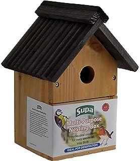 Protector de agujero de caja de nido, Cobre, 26 mm: Amazon.es: Jardín