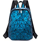 Amazon.com   Geometric Backpack Luminous Backpacks