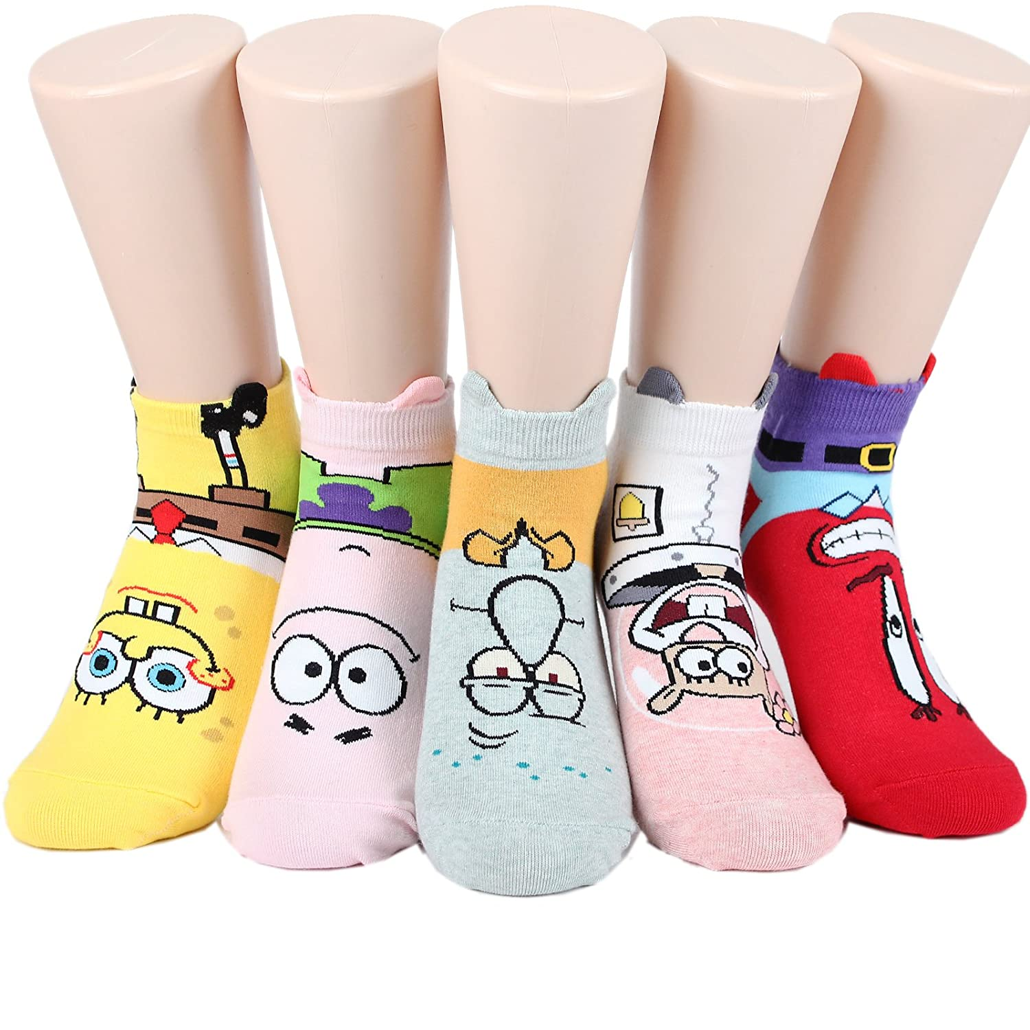 Socksense Animation Character Disney Series Women's Original Socks kiki socks