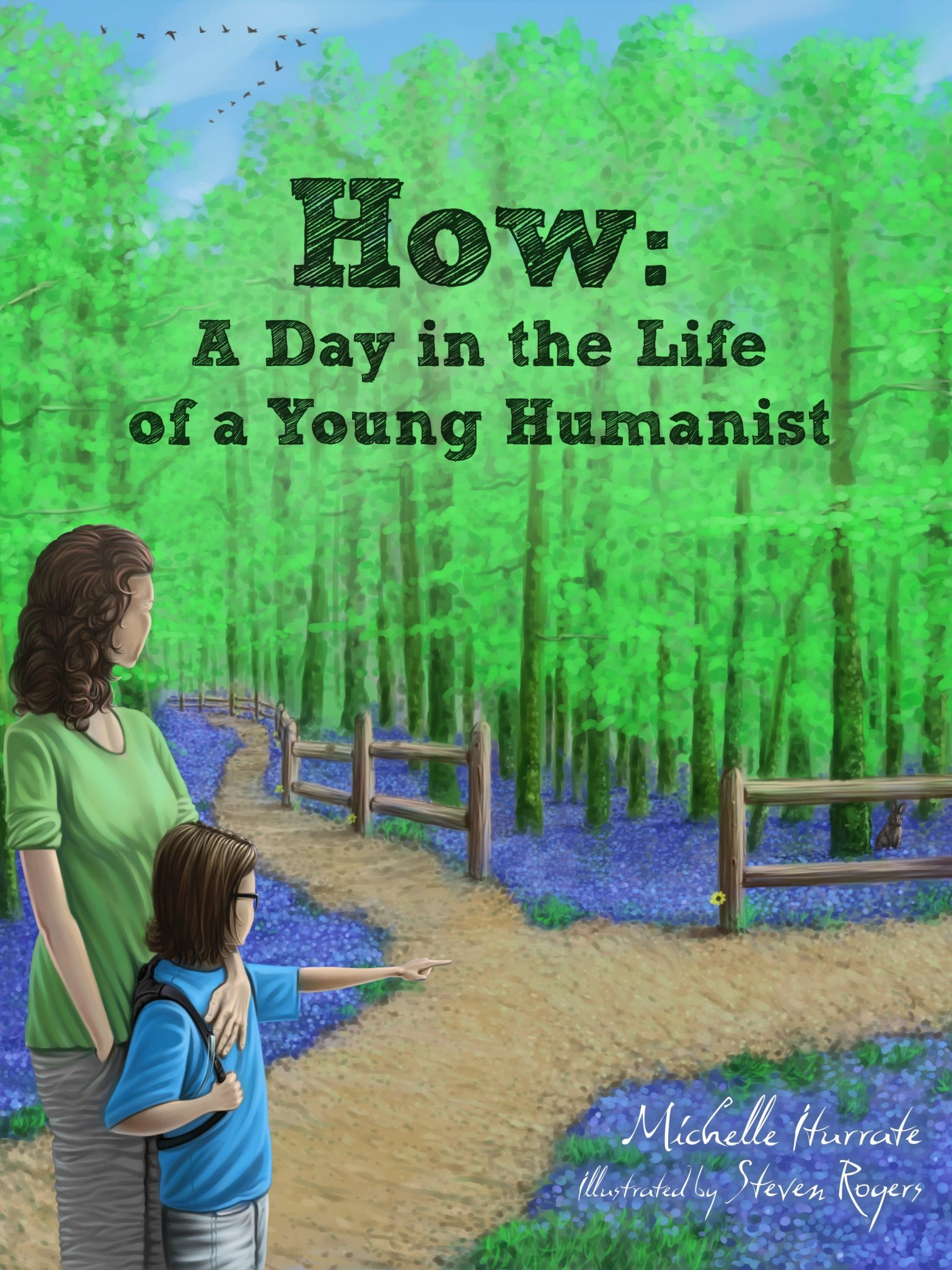 Download How: A Day in the Life of a Young Humanist ebook