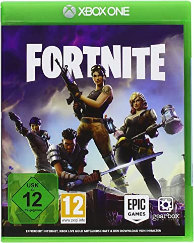 Fortnite - Xbox One [Importación alemana]: Amazon.es: Videojuegos