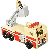 Melissa & Doug Camion de bomberos