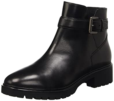 9f5e6e9c38f01 Geox Women s D Peaceful B Ankle Boots  Amazon.co.uk  Shoes   Bags