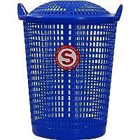 Surprise Orange Laundry Basket