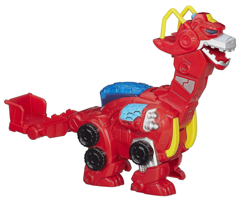 Transformers Playskool Heroes Dinobot Heatwave Figure Hasbro A7027