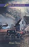 Plain Pursuit (Love Inspired Suspense)