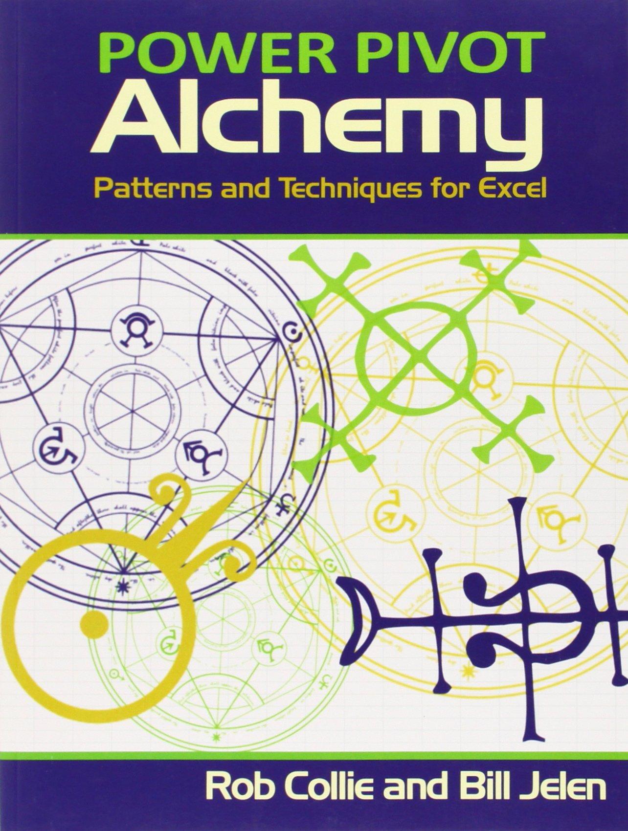 PowerPivot Alchemy: Patterns and Techniques for Excel pdf epub
