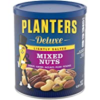 Planters Deluxe Lightly Salted Mixed Nuts, 15.25 oz Deals