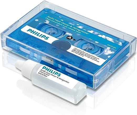 Premium Wet Audiocassette Head Cleaner