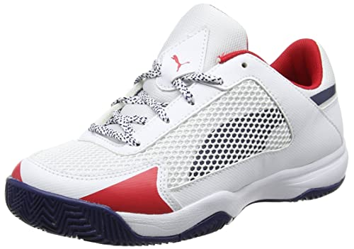 Puma Evospeed Indoor Nf 5 Jr, Zapatillas Deportivas para Interior Unisex para Niños: Amazon.es: Zapatos y complementos