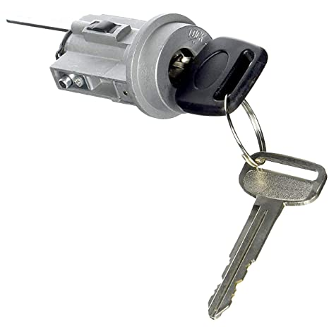 amazon com apdty 112911 ignition lock cylinder with keys fits 1995apdty 112911 ignition lock cylinder with keys fits 1995 2003 tacoma 1996 2002 4runner