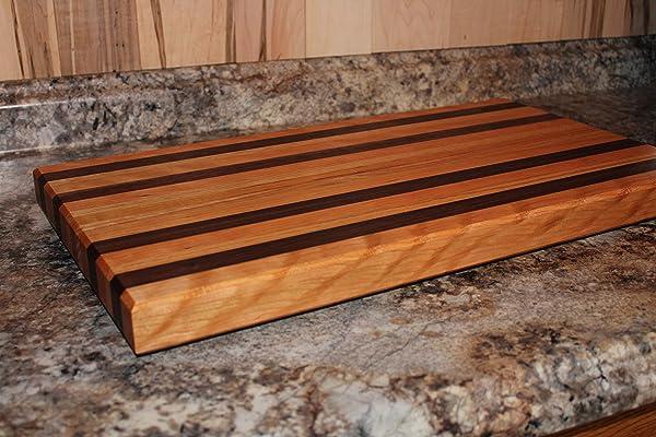 Extra Large Edge Grain Hardwood Cutting Board
