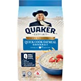 Quaker Wholegrain Quick Cook Oatmeal Refill, 400 G