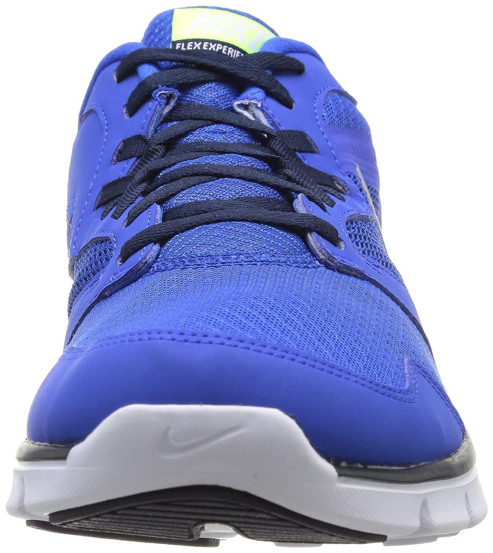Nike Flex Experience Rn 3 Msl, Chaussures de sports homme - Multicolore ( Cblt/Mtllc Slvr), 41 EU: Amazon.fr: Chaussures et Sacs