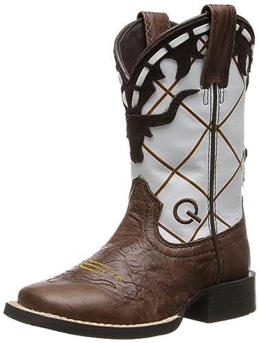 9b5a80c2045 Ariat - Unisex-Child Dakota Dogger Western Western Shoes: Amazon.co ...