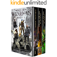 Fall of Wizardoms Box Set: An Epic Fantasy Series, Books 1-3 (The Wizardoms Epic Book 3)