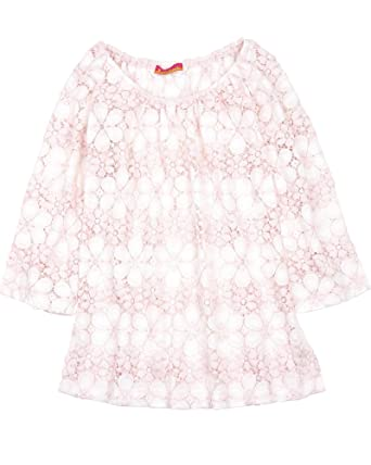 83a13ece5099c Amazon.com  Kate Mack Girls  Lace Cover-up Dainty Daisies