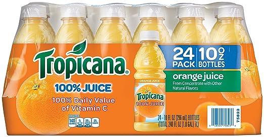 24 Pack of Tropicana Orange Ju...
