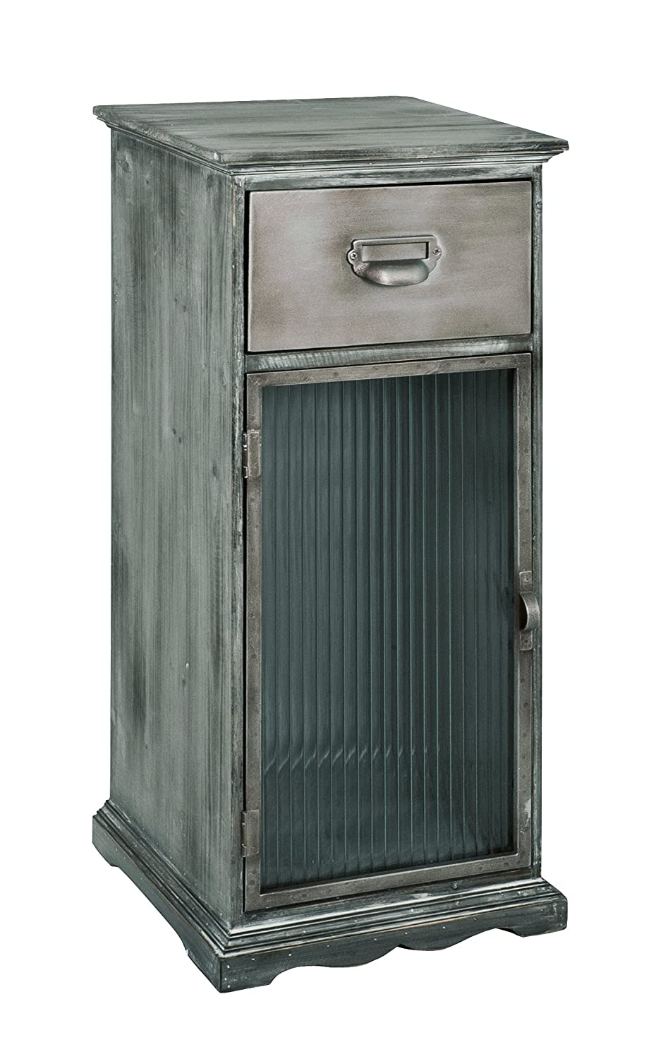 HAKU Furniture Chalked Up Copper Antique Commode 72 x 30 x 30 cm 27961