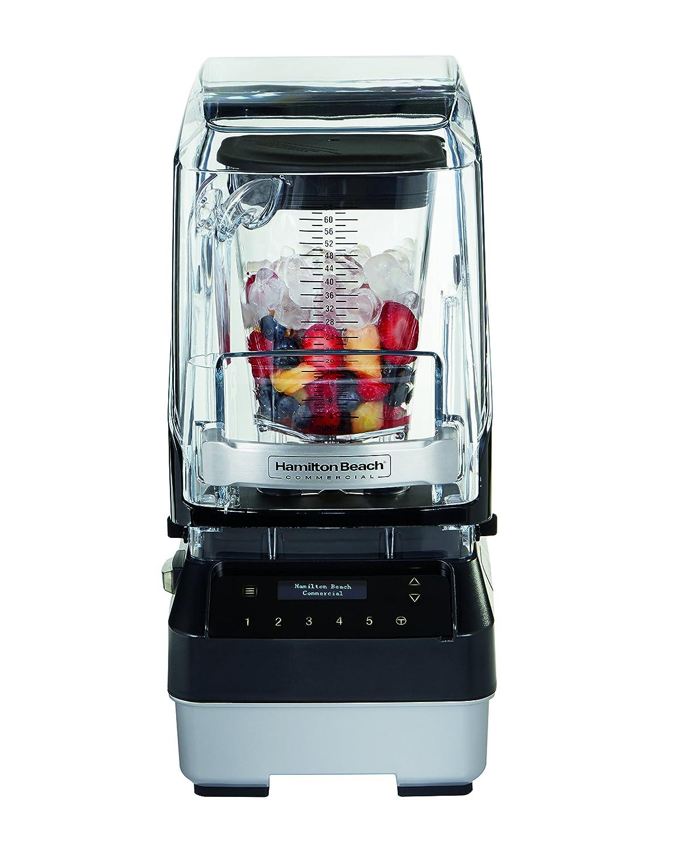 Hamilton Beach Commercial HBH950-CE Quantum 950 High Performance Blender, 230V, Quiet Blend Technology 64 oz./2L Jar