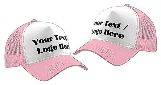 Adultos Trucker gorra de estilo personalizada - cualquier nombre ...
