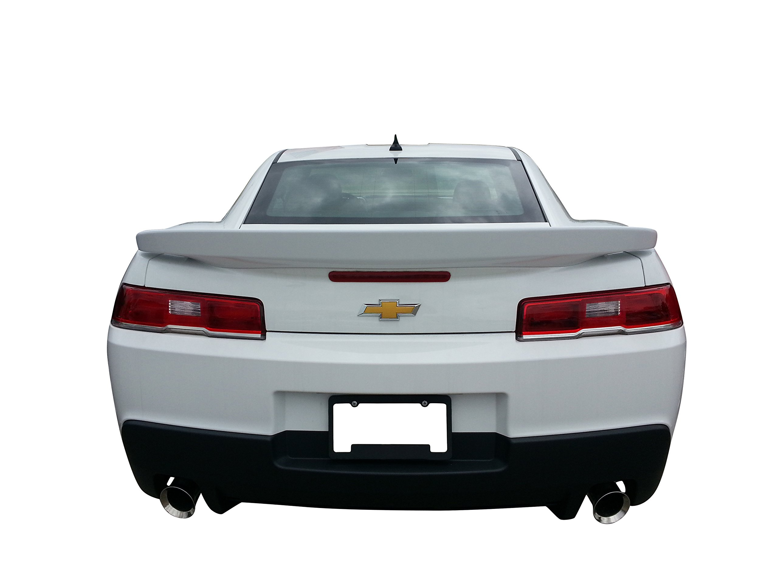 Factory Style Spoiler for the 2014 2015 Chevrolet Camaro Painted in the Factory Paint Code of Your Choice 546 410Y