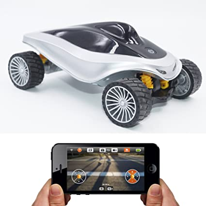 Amazon Com Braha Icon Motor Smartphone Control Car With Camera
