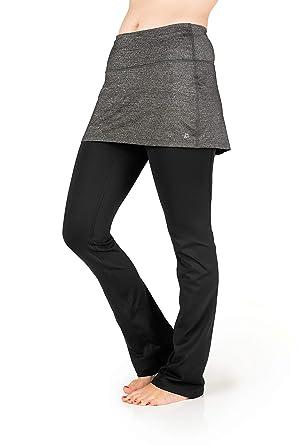 Skirt Sports Falda Deportiva para Mujer con Falda de cordón, Mujer ...